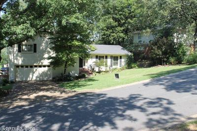 Little Rock Single Family Home New Listing: 10 Pamela Drive