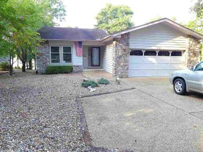 Garland County Single Family Home For Sale: 39 Alicante Place