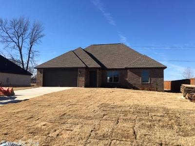 Searcy Single Family Home New Listing: 1105 Healstone