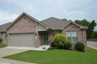 Bryant Single Family Home New Listing: 3343 Moss Creek Drive