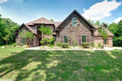 Little Rock Single Family Home For Sale: 2000 Boulder Circle