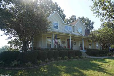 Beebe Single Family Home For Sale: 104 East Lake Cove