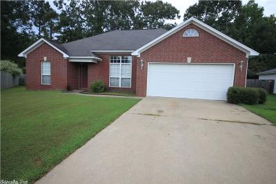 Saline County Single Family Home New Listing: 509 Hidden Forest Drive