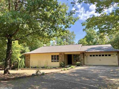 Saline County Single Family Home New Listing: 2 Encantado Trace