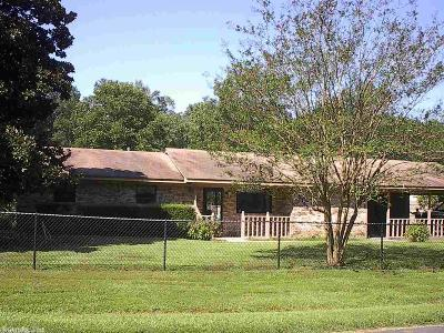 Little Rock AR Single Family Home Under Contract: $125,000