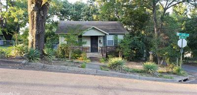 Single Family Home For Sale: 1100 W 35th. Street