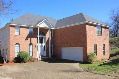 Little Rock Single Family Home New Listing: 50 Valley Estates Court