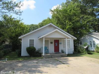 Faulkner County Single Family Home New Listing: 1419 Davis
