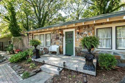 Little Rock Single Family Home New Listing: 1810 N McKinley Street