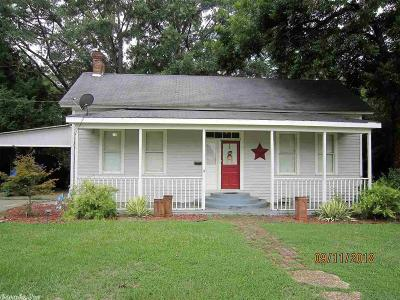 Monticello AR Single Family Home New Listing: $78,000