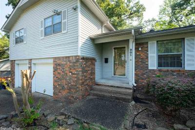 Little Rock AR Single Family Home For Sale: $194,000