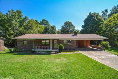 Saline County Single Family Home New Listing: 608 Paradise Circle