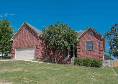 Maumelle Single Family Home For Sale: 6 Patton Drive