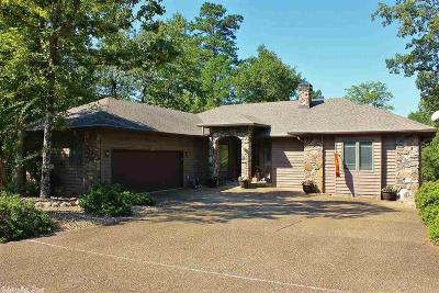 Hot Springs Village, Hot Springs Vill. Single Family Home For Sale: 113 Cifuentes Way