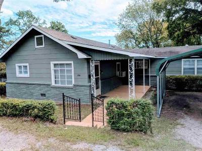 Hot Springs Single Family Home New Listing: 201 Lexington