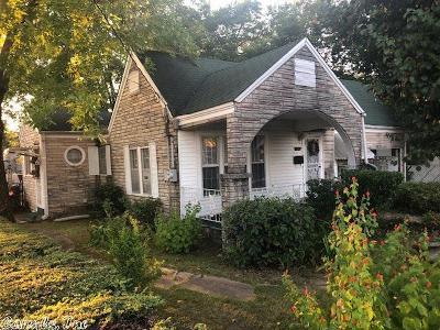 Faulkner County Single Family Home New Listing: 1259 Harrison