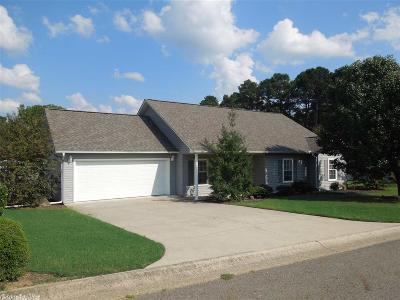 Garland County Single Family Home For Sale: 110 Wyatt Cove