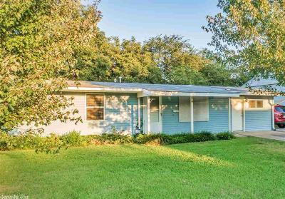 Little Rock AR Single Family Home Take Backups: $110,000