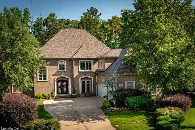 Little Rock Single Family Home For Sale: 72 Vigne Boulevard