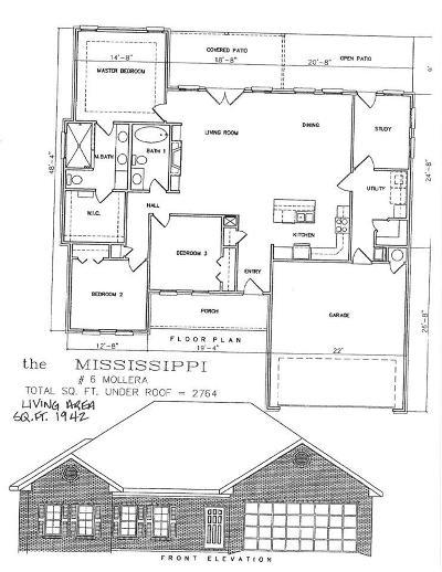 Garland County Single Family Home New Listing: 1 Jocote Way