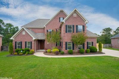 Little Rock Single Family Home New Listing: 7 Bronte Court