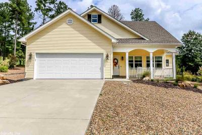 Hot Springs Vill., Hot Springs Village Single Family Home For Sale: 63 Alteza Drive