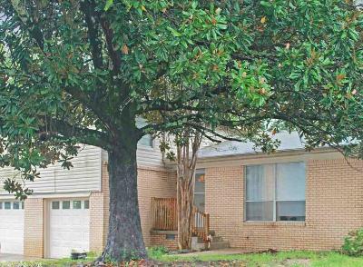 Benton Single Family Home New Listing: 721 Belaire