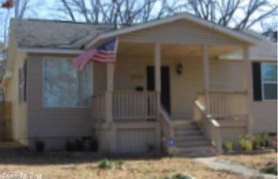 Little Rock Single Family Home New Listing: 2209 S Tyler Street