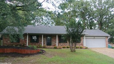 Little Rock Single Family Home New Listing: 10606 Bazos Valley Lane