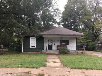 Saline County Single Family Home For Sale: 1218 Dyer