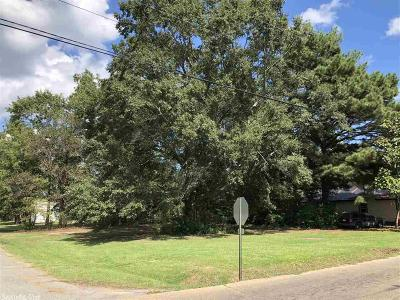 Drew County Residential Lots & Land For Sale: Jackson Ave