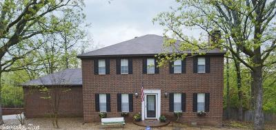 Maumelle Single Family Home For Sale: 18 Stoney Ridge Lane