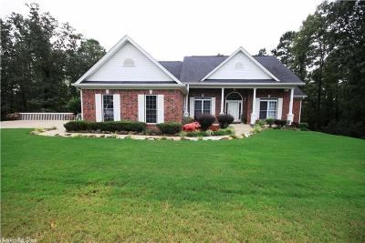 Garland County, Hot Spring County Single Family Home For Sale: 297 Diamondhead Dr.