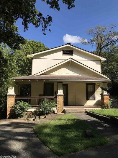 Single Family Home For Sale: 921 N Midland Street