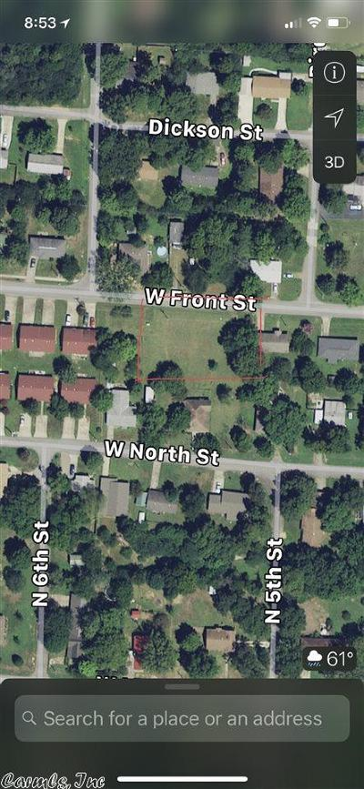 Residential Lots & Land For Sale: 999 W Front
