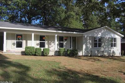 Benton Single Family Home For Sale: 801 Pinewood Drive