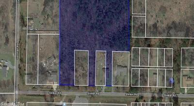 Pulaski County, Saline County Residential Lots & Land For Sale: Slinker Road