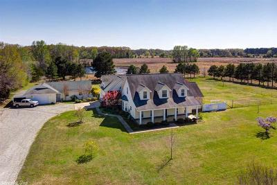 Beebe Single Family Home For Sale: 681 Wagon Train Road