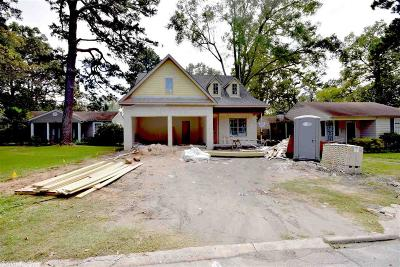 Single Family Home For Sale: 6201 Kenwood Road