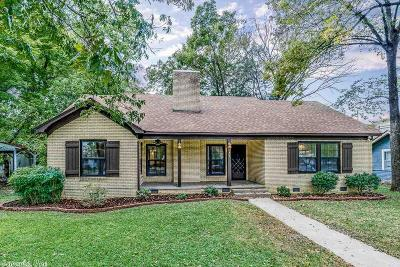 Conway Single Family Home For Sale: 937 Center Street