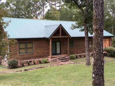Cleburne County Single Family Home For Sale: 95 East Shores Drive