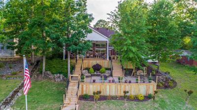 Hot Springs AR Single Family Home For Sale: $564,900