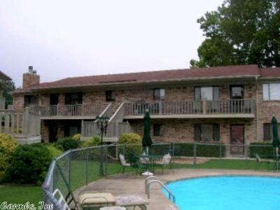 Garland County Condo/Townhouse For Sale: 2301 Higdon Ferry