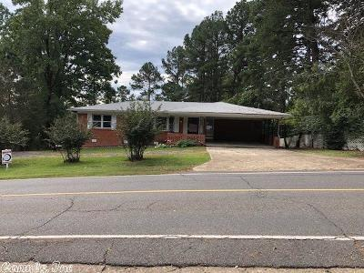 Hot Springs Single Family Home For Sale: 209 Burchwood Bay Road