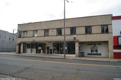 Hot Springs Commercial For Sale: 1010 Central Ave #1014 Cen