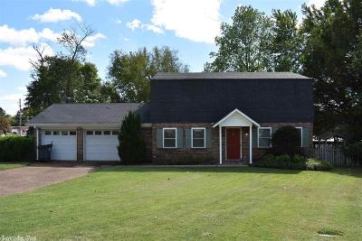 Searcy Single Family Home For Sale: 3 Juniper Place