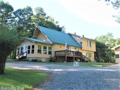 Van Buren County Single Family Home For Sale: 7229 Burnt Ridge Road