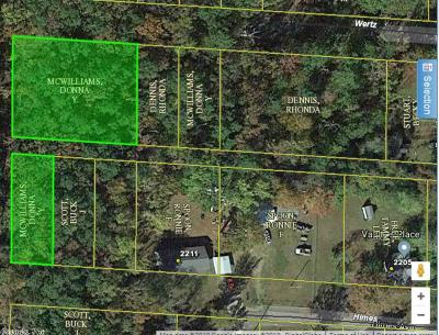 Polk County Residential Lots & Land For Sale: Unk Wertz