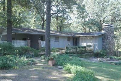 Pulaski County, Saline County Single Family Home For Sale: 3908 Atwood Road