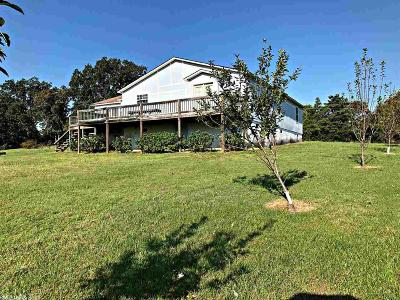 Beebe Single Family Home For Sale: 720 Sandy Ford